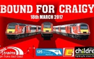 HST back on track to support Railway Children