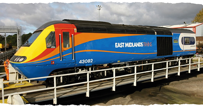 Rc410 East Midlands Trains News Article