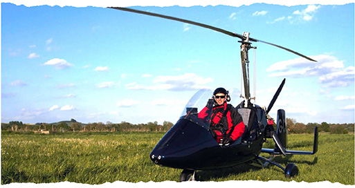 Rc468 Gyrocopter News Banner
