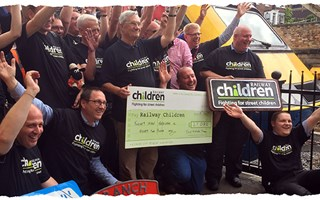East Midlands Trains marks ten-year charity partnership with special charter fundraiser