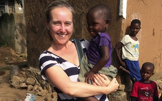 Meeting the children's whose lives we're changing: Mwanza