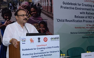New guidebook to make India's stations safer for children