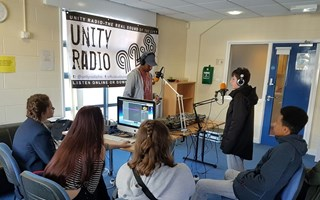 New radio project for young runaways