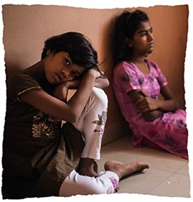 In India's children's homes there is a lost generation of girls who don't go to school.